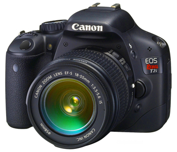 The Canon Rebel T2i