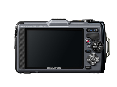 Olympus Tough TG-1 rear panel
