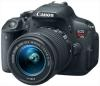 Canon EOS Rebel T5i IS  camera